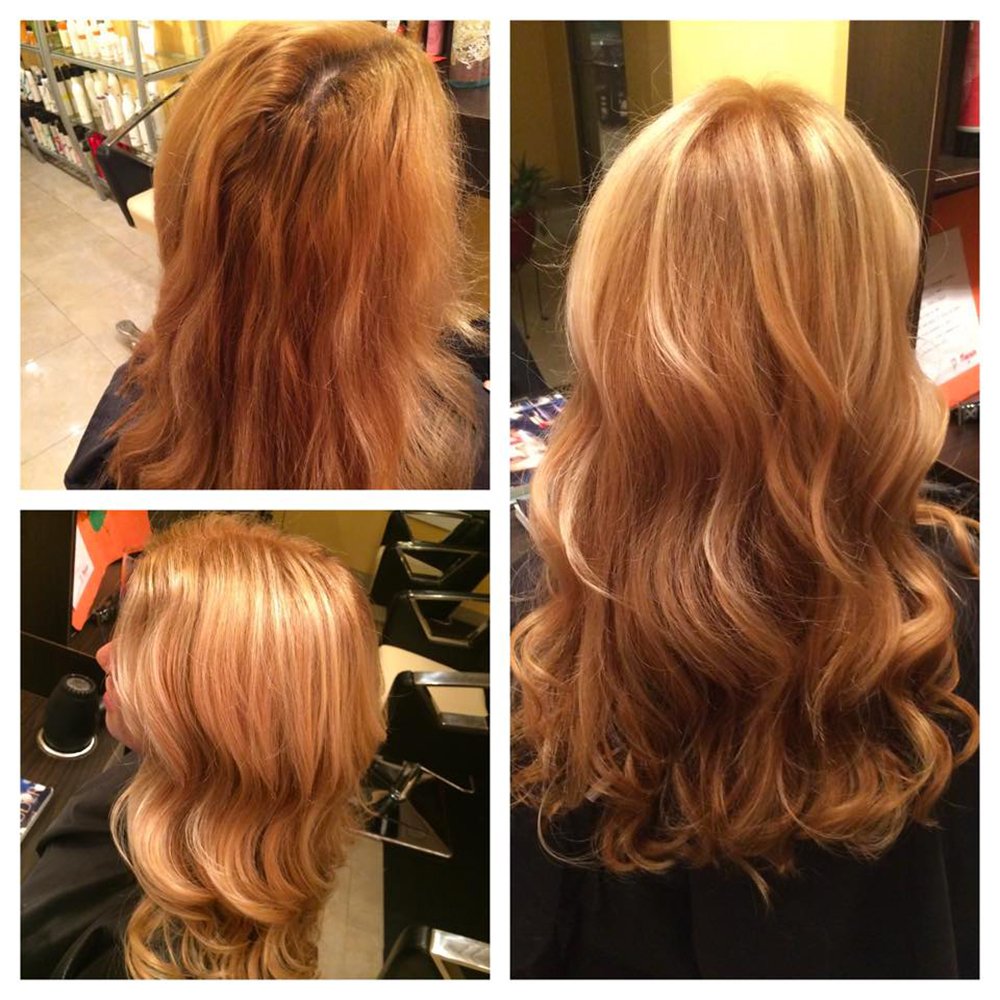 Balayage Hair Color Highlights Hair Coloring Techniques And Beauty ...